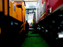 Rolling Stock Library